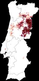 presença da Rufete em Portugal