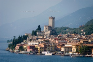 Camping around Lago di Garda