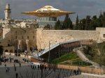 Vista das colinas de Jerusalem