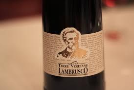 Lambrusco