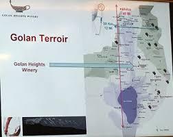Golan terroir